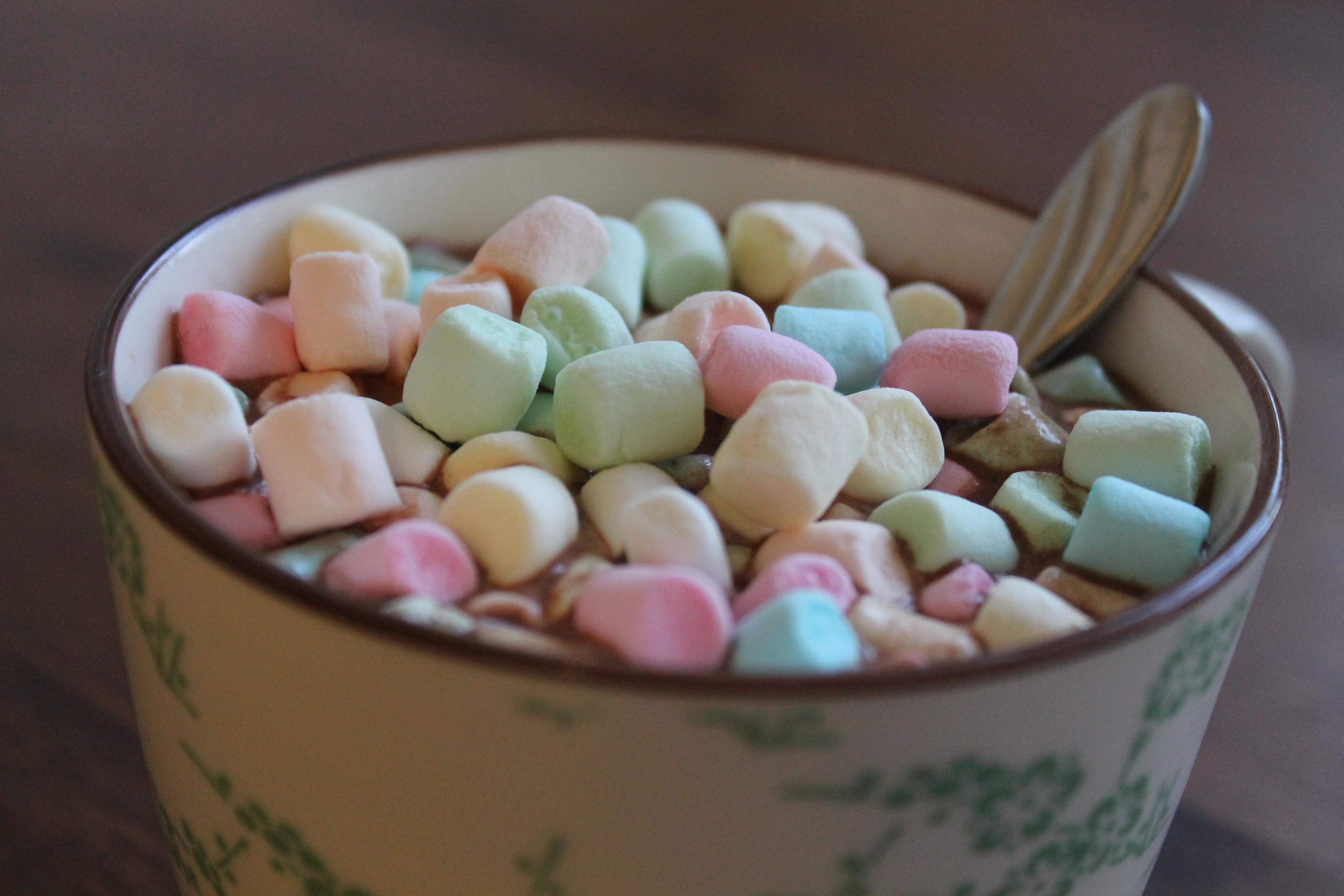Varm choklad och riktigt höstväder