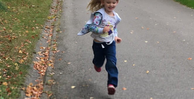 Barn och motion – Rörelseglädje