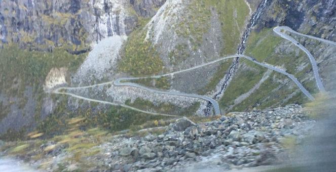 Trollstigen – värt ett besök när du är i Norge