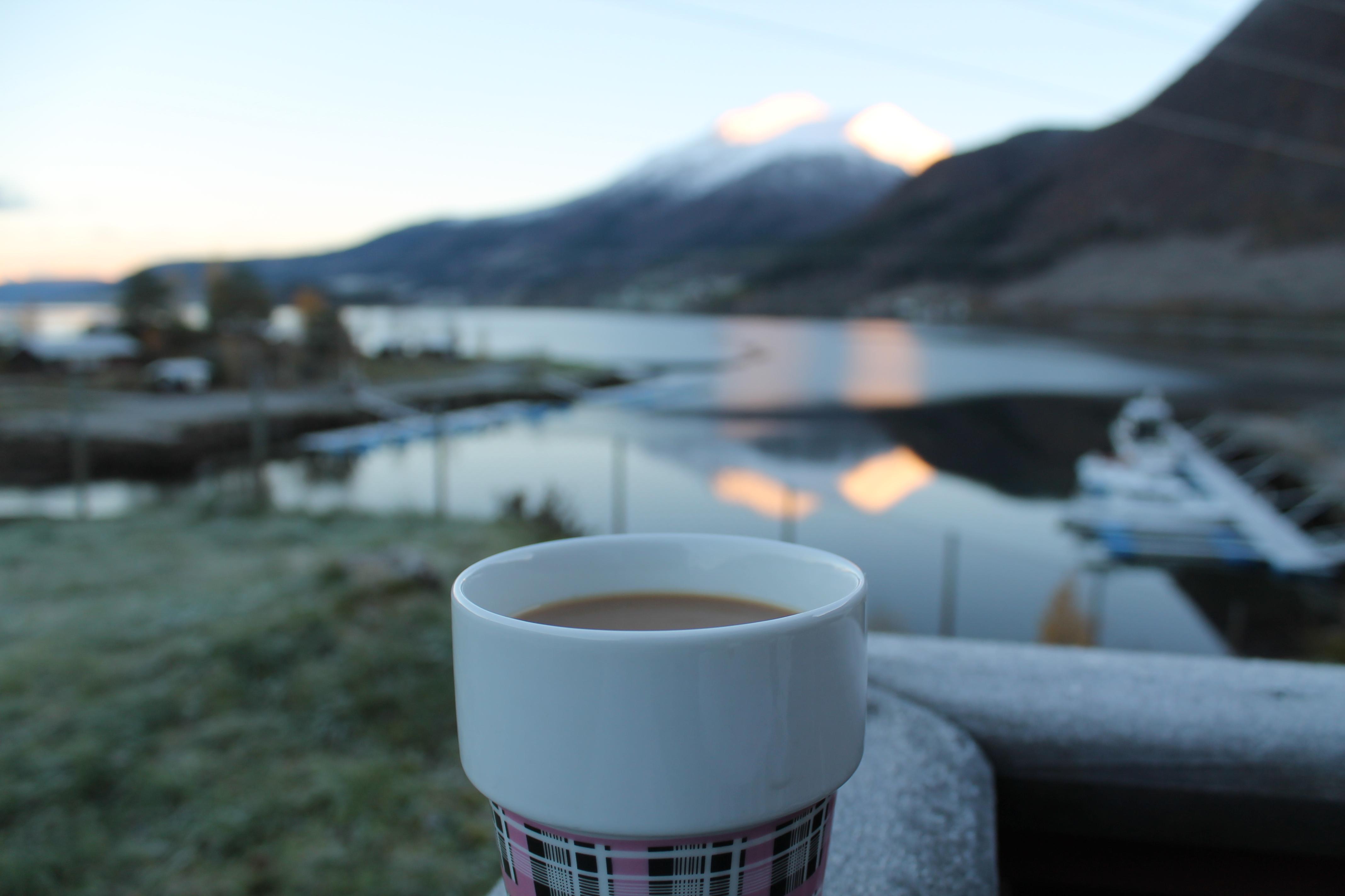 Kaffe i Norge